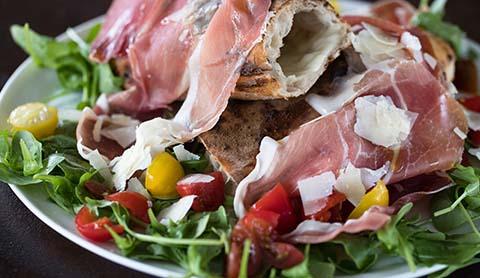 Intalian Salade in Gordes